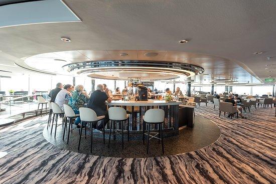 Observation Lounge on Norwegian Bliss