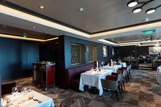 Savor Restaurant on Norwegian Bliss