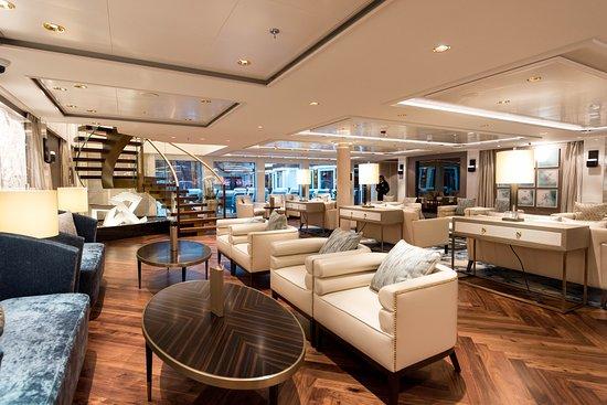 Haven Lounge on Norwegian Bliss