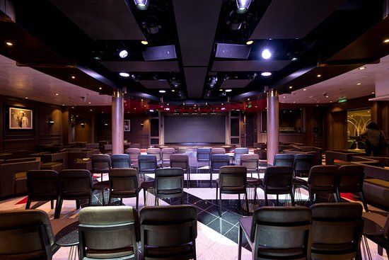 Social Comedy & Night Club on Norwegian Bliss