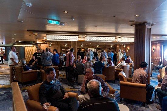 Maltings Whiskey Bar on Norwegian Bliss