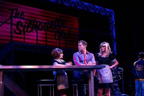 """Jersey Boys"" in Bliss Theater on Norwegian Bliss"