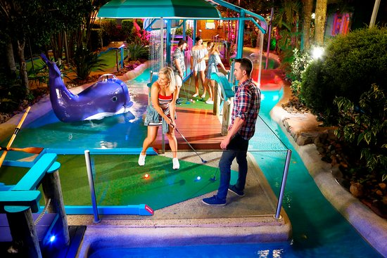Putt Putt Mermaid Beach