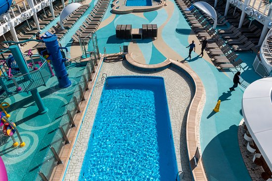 Kids' Pool on Norwegian Bliss