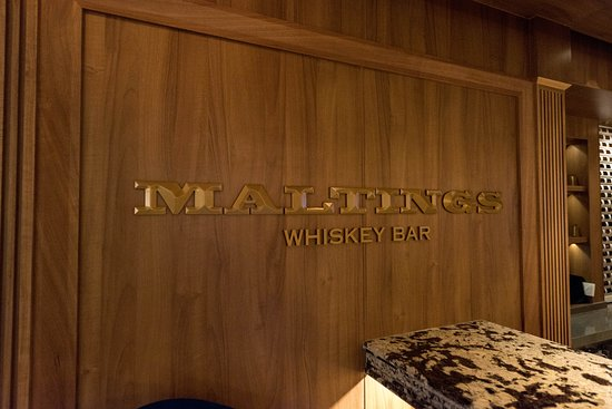 Maltings Whiskey Bar on Norwegian Bliss