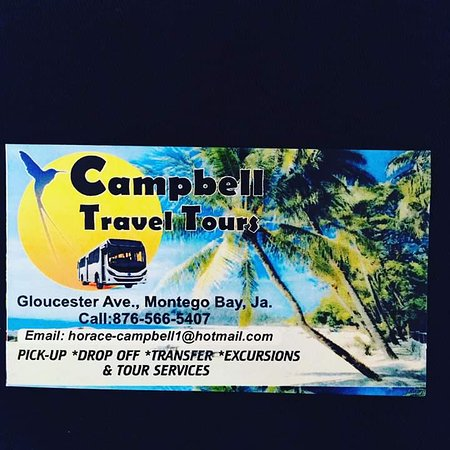Campbell Travel Tours