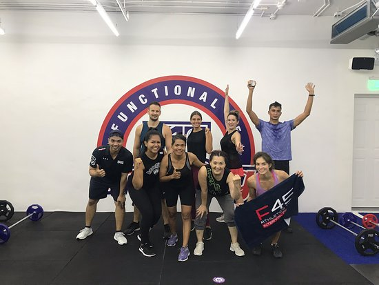F45 Training Patong