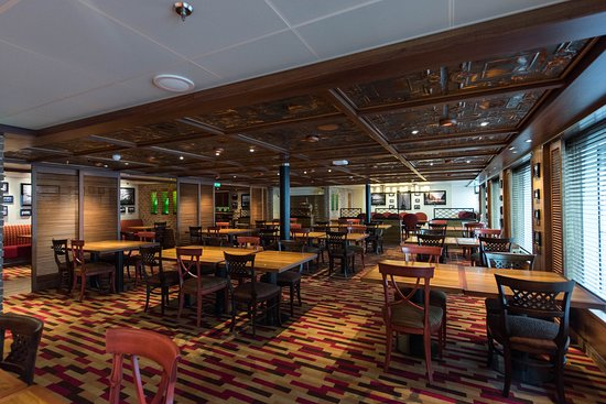 Cucina del Capitano on Carnival Horizon