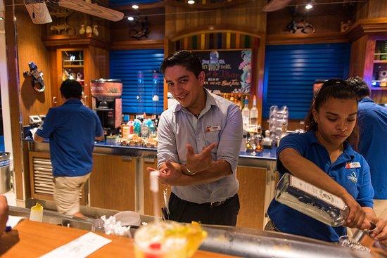 BlueIguana Tequila Bar on Carnival Horizon