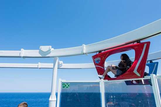 SkyRide on Carnival Horizon