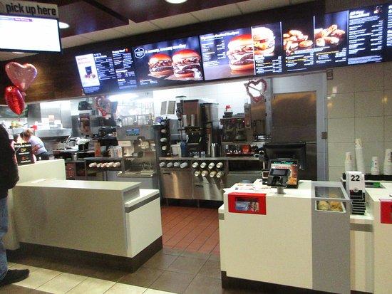 McDonald's University Drive Pembroke Pines