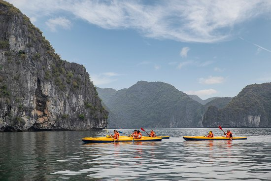Halong Bay Activities