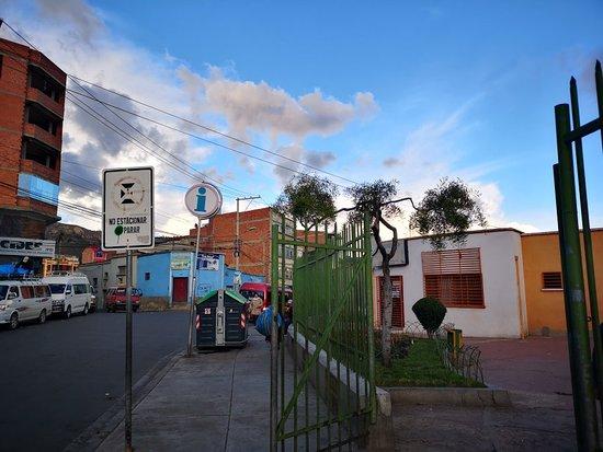 Centro de Informacion Turistica Tomas Katari