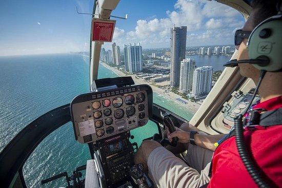 Recorrido en helicóptero por las...