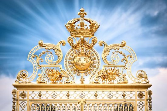 Palace of Versailles Tour from...