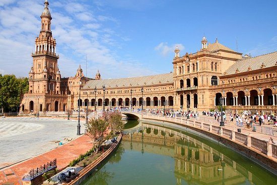 Seville Day Trip With Cathedral...