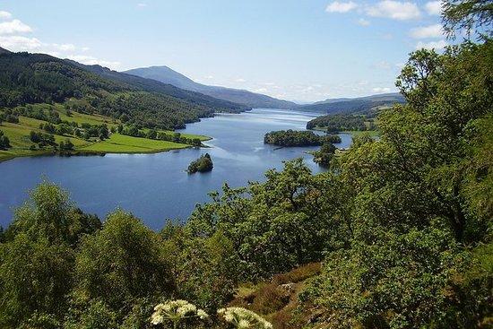 Highland Lochs, Glens og Whiskey...