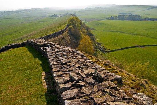 Muralha de Adriano, Britânia e as...