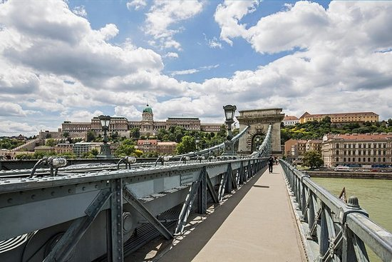 Budapest All in One Walking Tour with...