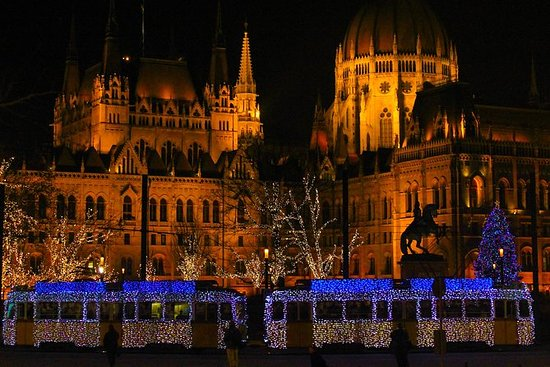 Budapest Christmas Market Tour with...
