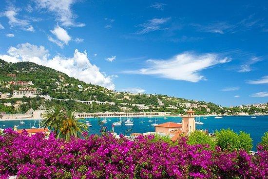 Crociera turistica nella Riviera