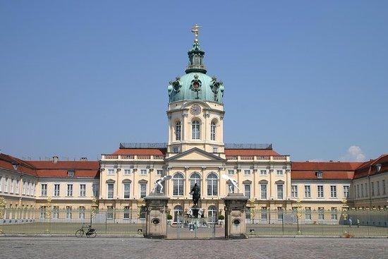 Serata al Castello di Charlottenburg