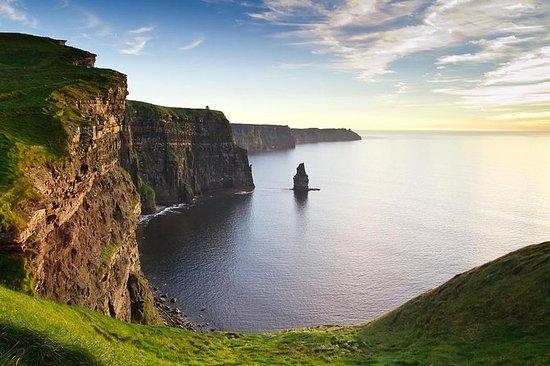 Viaje de 4 días en tren a Cork, el...