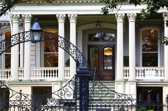 New Orleans Garden District Walking...