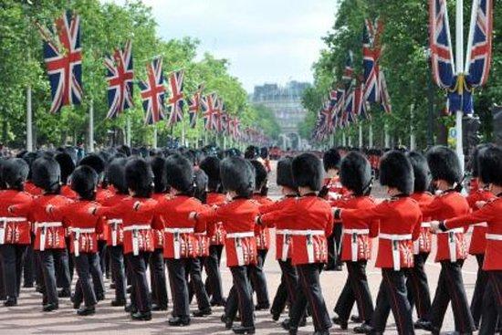 Visite du Londres royal comprenant la...