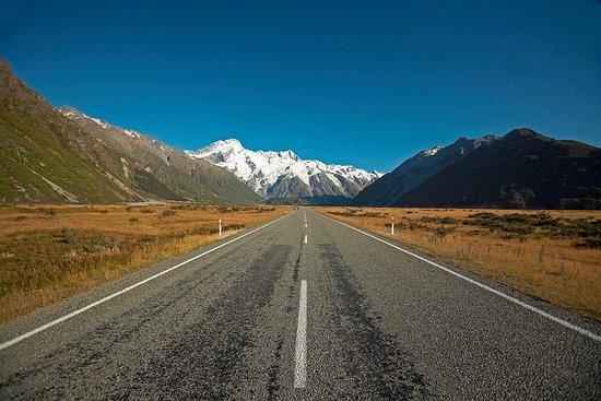 Christchurch naar Mount Cook One-Way ...