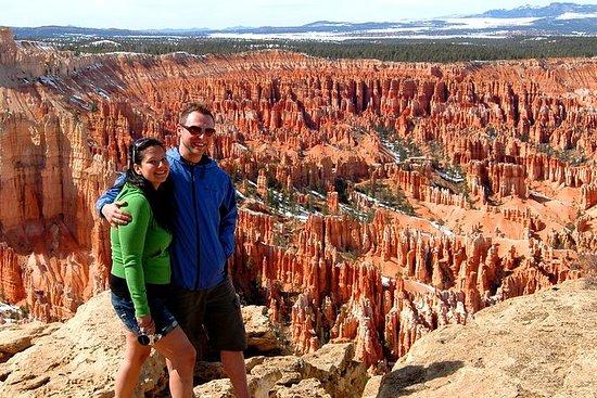 拉斯维加斯的布莱斯峡谷和锡安国家公园小团体之旅