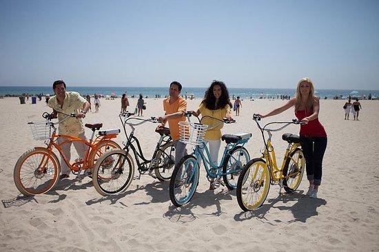 Electric Bicycle Tour of Santa Monica...