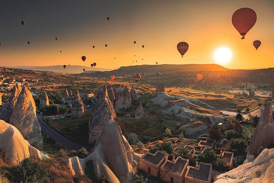 Cappadocia Balloon Ride and Champagne...