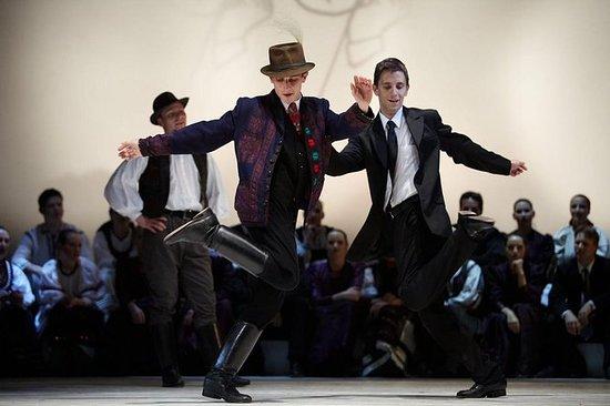 Hongaarse-dansoptreden en dinercruise ...