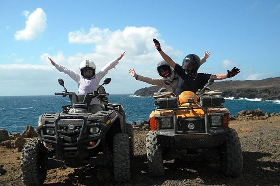 Fuerteventura Quad of Buggy Tour