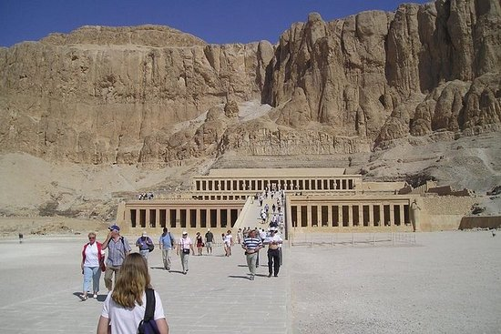 Luxor by Air Day Trip from Sharm El...