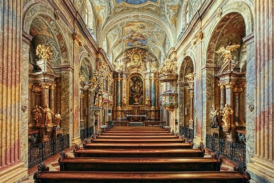 Classical Concert in Vienna's St...