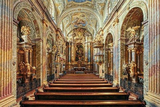 Klassisk konsert i Annakirche i Wien...