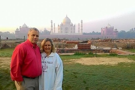 Private Agra Day Tour Including the...