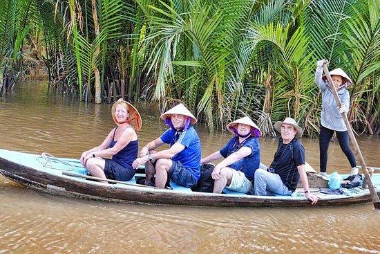 来自西贡的我的Tho和Ben Tre一日游