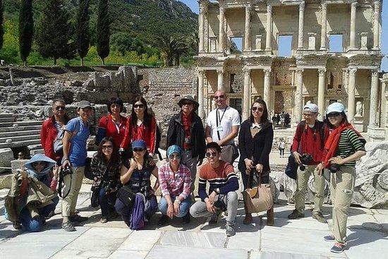Smågruppe Best of Ephesus Tour fra...