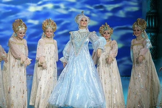 Russian National Dance Show Kostroma...