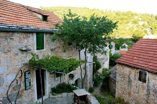 Hvar Abandoned Village Tour and Local...