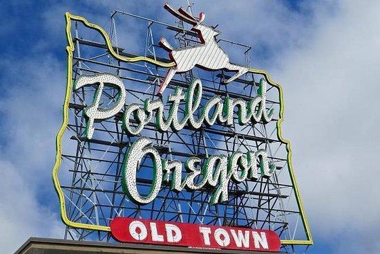 City Tour of Portland