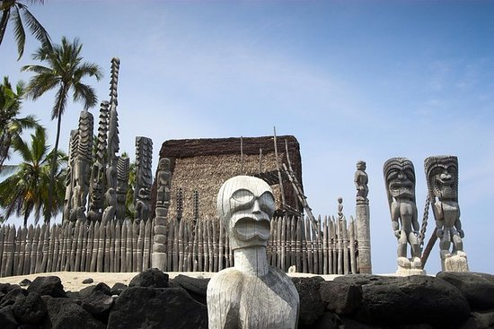 Kona Shore Excursion: Kona History...