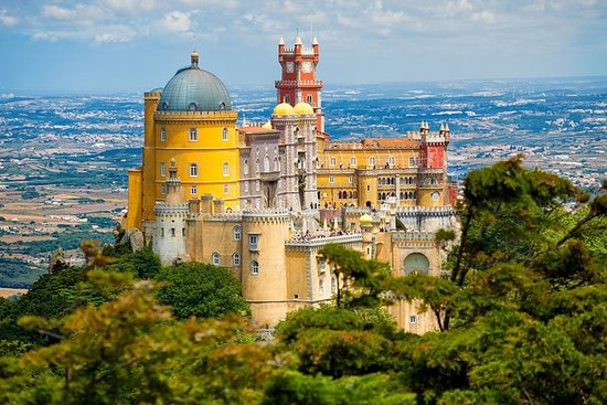 Private Sintra Tour from Lisbon with...
