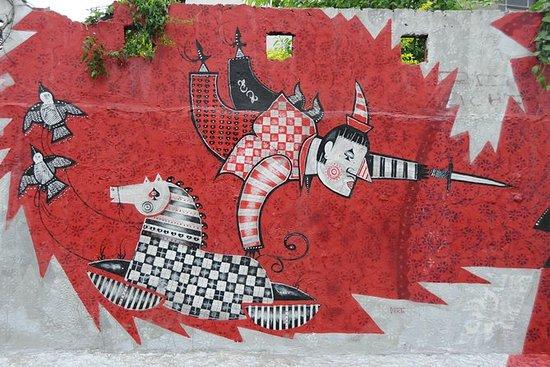 圣保罗私人街头艺术之旅