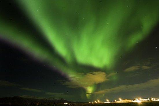 Crucero para ver la aurora boreal y...