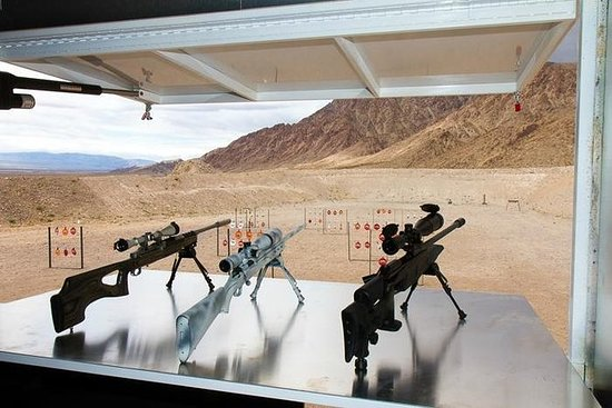 Outdoor Shooting Range Experience In Las Vegas Provided By Shoot Nevada Tripadvisor