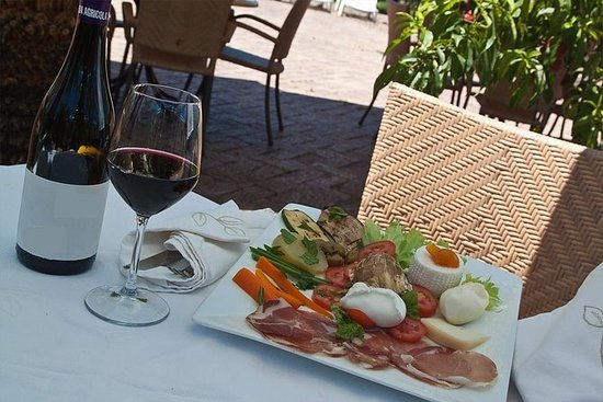 Smagning Cilento: Full-Day Gastronomi...